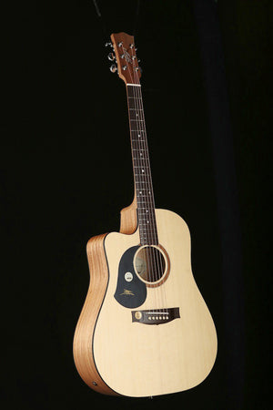 Maton SRS60C LH Acoustic Electric Guitar - acousticcentre
