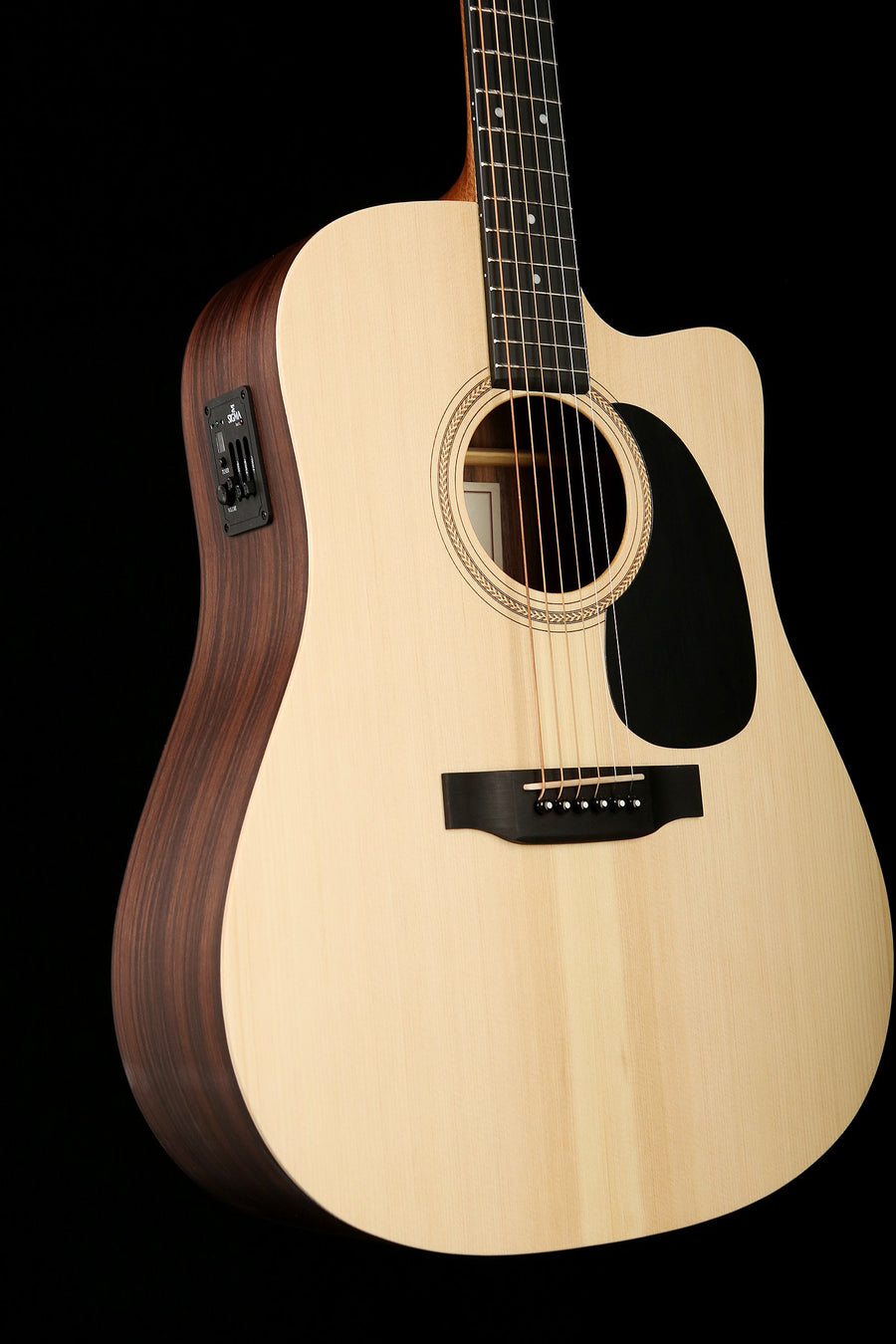 Sigma DTCE Acoustic Electric Guitar