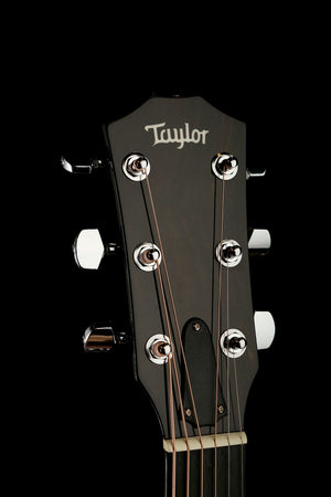 Taylor 214ce-DLX Black Acoustic Electric Guitar