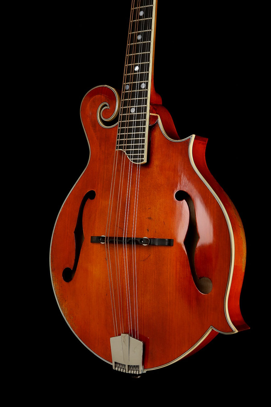 Eastman MD515/V-AMB Varnish Finish Mandolin