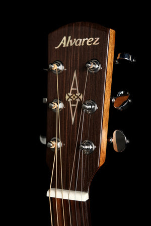 Alvarez G70CE Artist Grand Concert Acoustic Electric Guitar