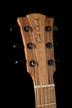 Cole Clark 'Fat Lady' FL2EC Blackwood / Blackwood Humbucker Acoustic Electric Guitar