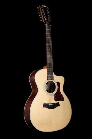 Taylor 254ce 12-String Acoustic Electric Guitar