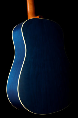 Seagull S6 Spruce GT Trans-Blueburst Acoustic Guitar