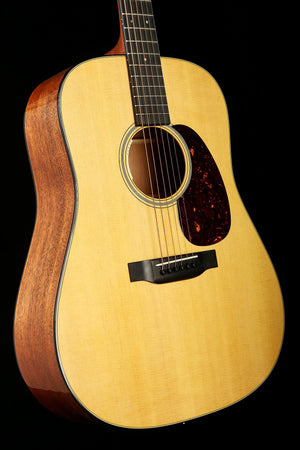 Martin D-18E LRB Dreadnought Acoustic Electric Guitar