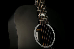 Martin DX 'Johnny Cash' Special Edition Acoustic Electric Guitar