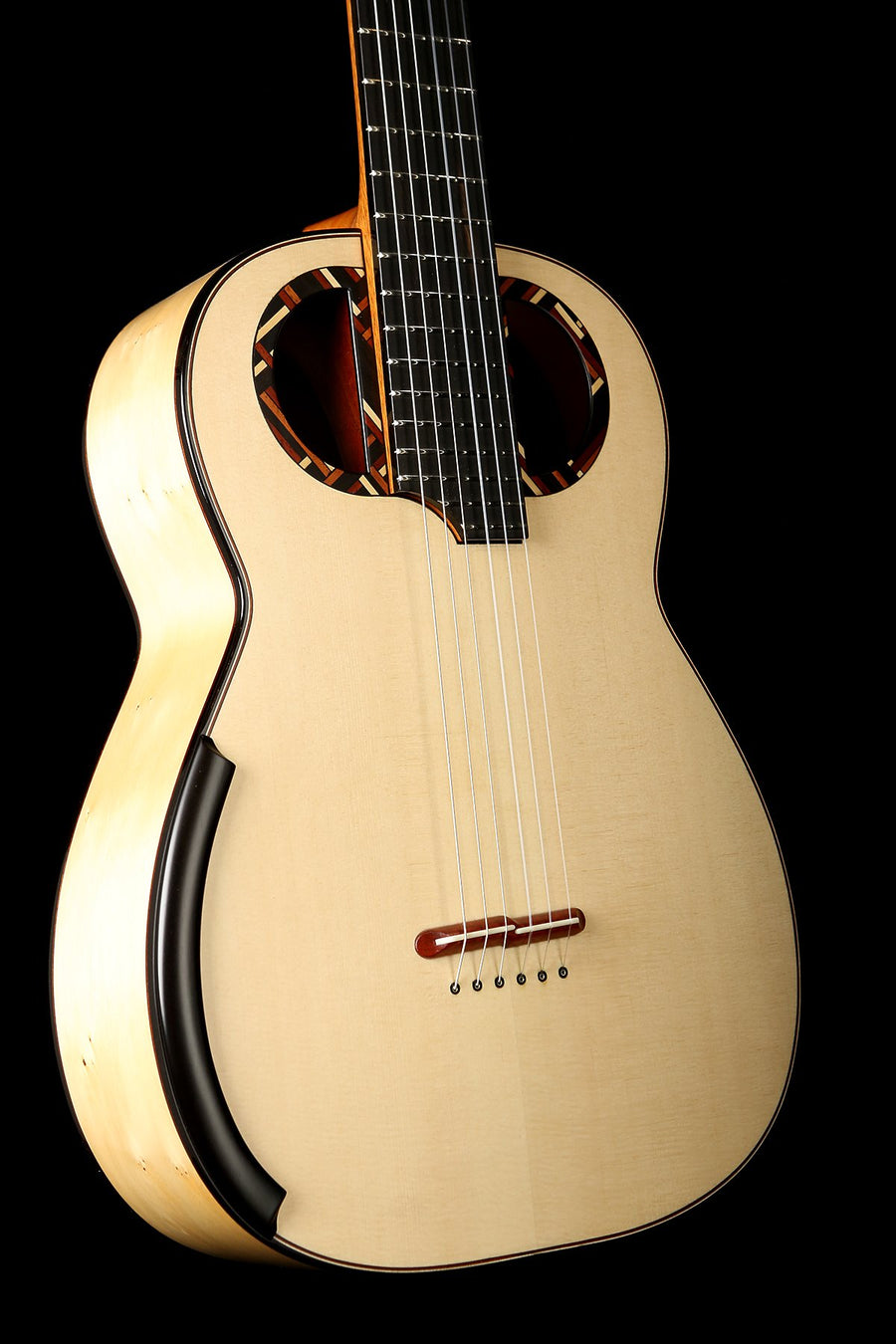 Allan Bull 'Evo' Model CLE1118 Classical Guitar