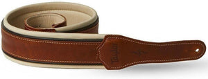 "Taylor Renaissance 2.5"" Leather Guitar Strap"