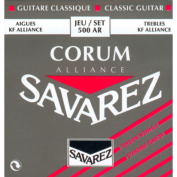 Savarez Alliance Corum Classical Guitar Strings