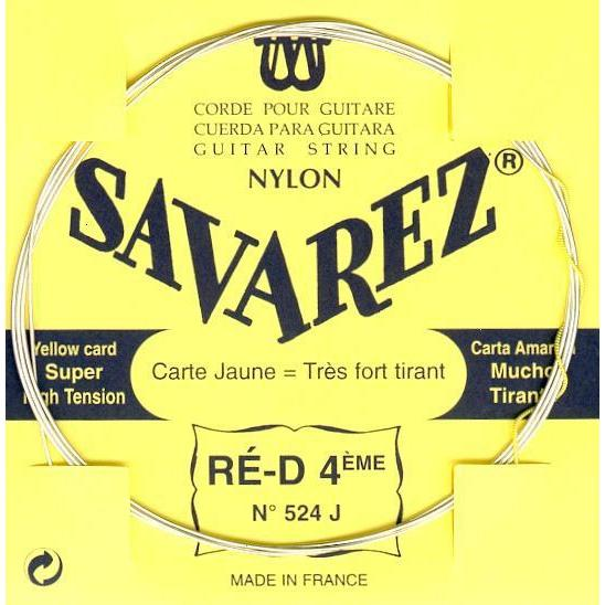 Savarez 520 Traditional Nylon Classical Guitar Strings