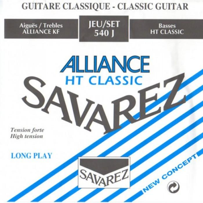 Savarez Alliance HT Classic Classical Guitar Strings