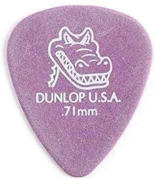 Dunlop Gator Grip Picks - 12 Pack - acousticcentre