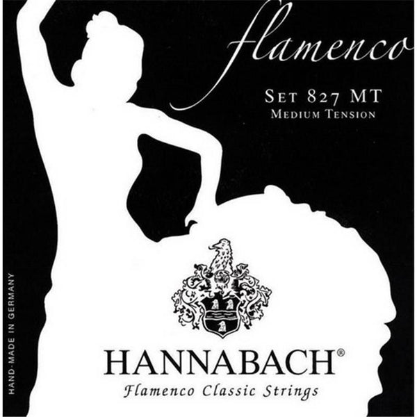 Hannabach Set 827 Flamenco Classic Strings - acousticcentre