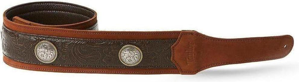 "Taylor Grand Pacific 3"" Leather Guitar Strap"