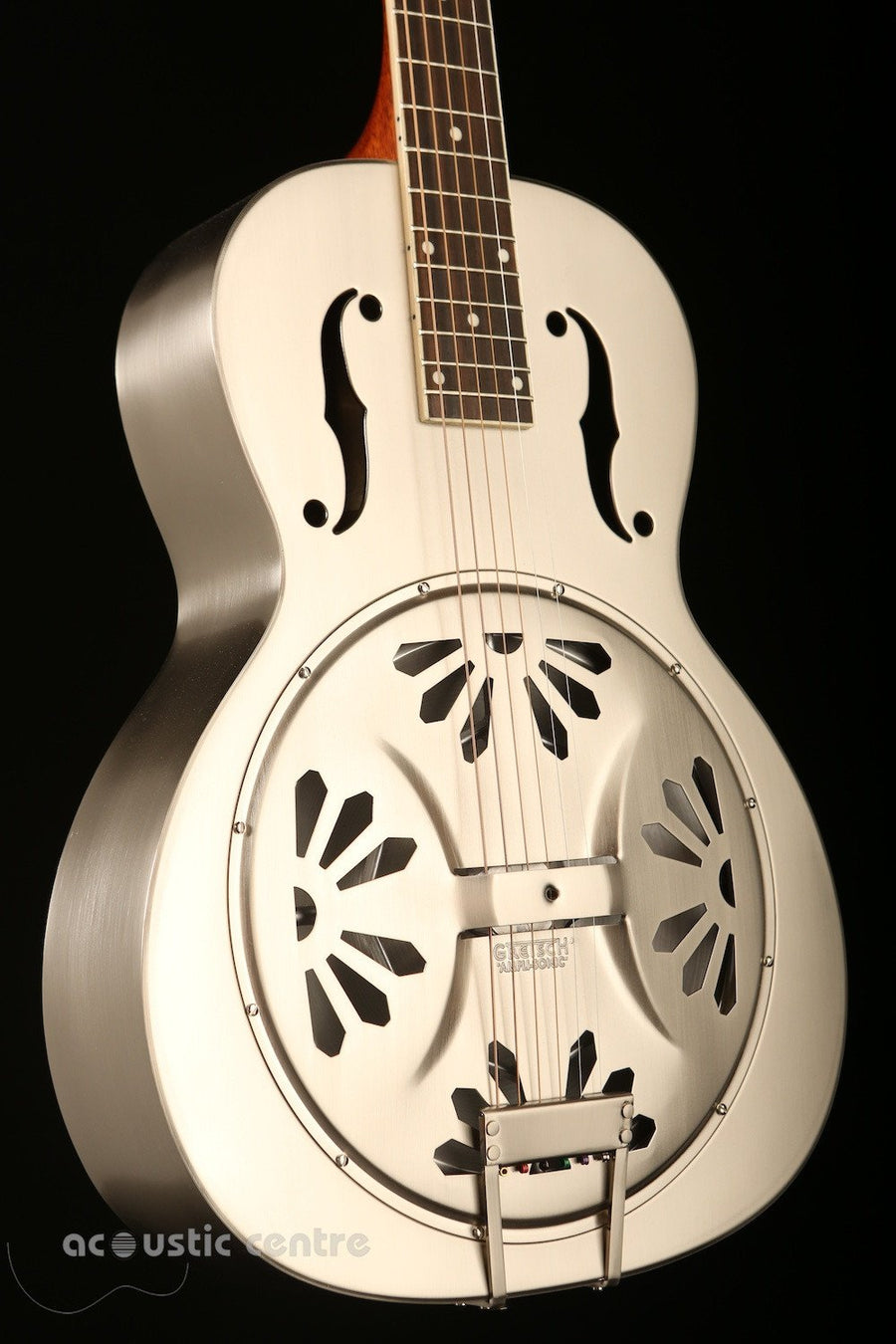 Gretsch G9221 Bobtail Steel A/E  Resonator - acousticcentre