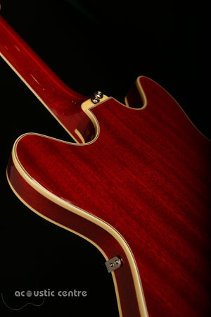 Guild Starfire IV Cherry Red - acousticcentre