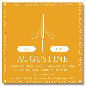 Augustine Classic Classical Guitar Strings