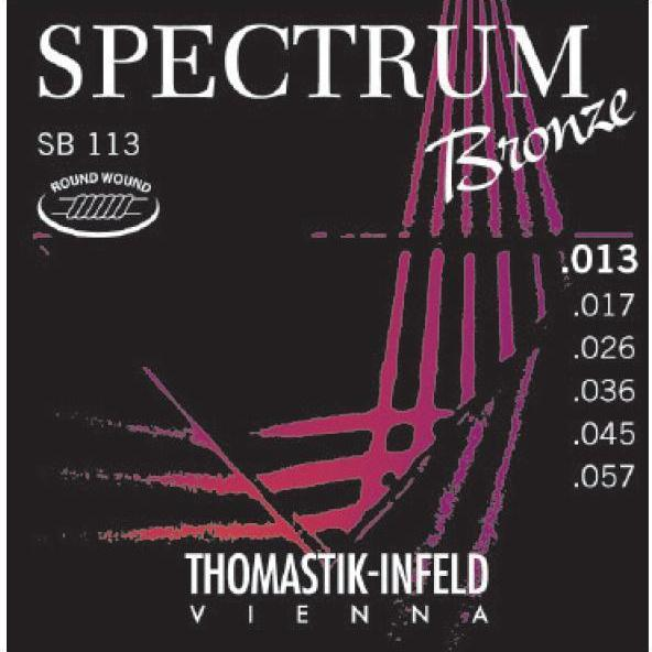 Thomastik-Infeld Spectrum Bronze Acoustic Guitar Strings