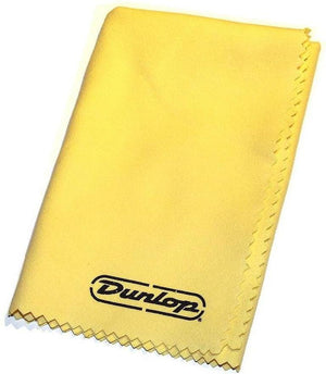 Dunlop Microfiber Polishing Cloth - acousticcentre