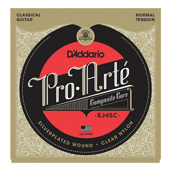 D'Addario Pro-Arté Composite Classical Guitar Strings - acousticcentre