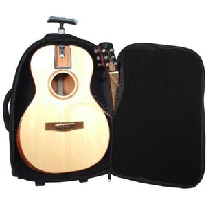 Journey Instruments FP412 Overhead Collapsible Acoustic Electric Guitar