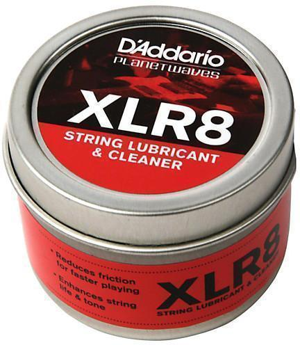 D'Addario Planet Waves XLR8 String Lubricant and Cleaner - acousticcentre