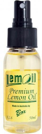 Lemoil Premium Lemon Oil