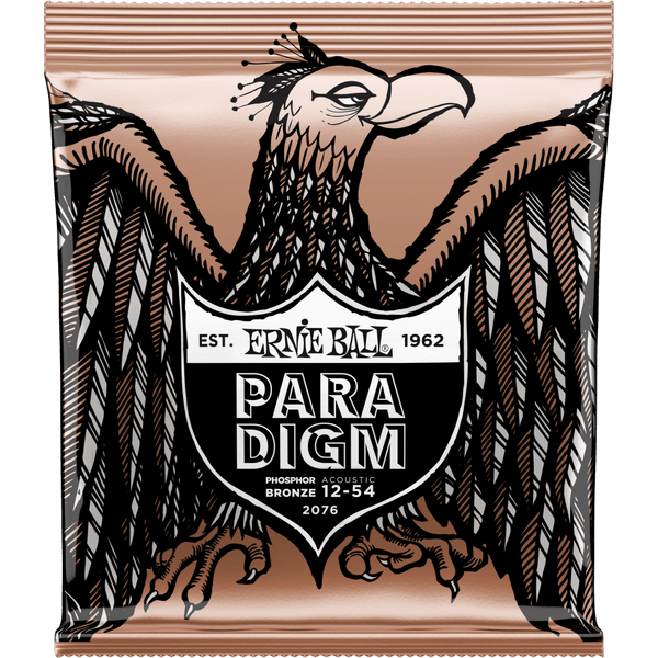 Ernie Ball Paradigm Phosphor Bronze Acoustic Guitar Strings - acousticcentre