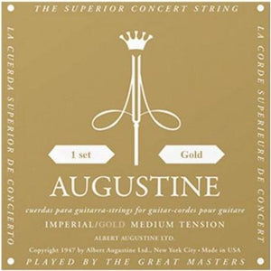 Augustine Imperial Classical Guitar Strings