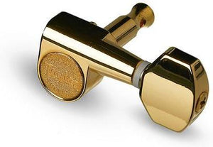 Taylor Guitar Tuners 1:18 - 6-String, Polished Gold