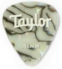 Taylor Premium Celluloid Picks - 12-Pack
