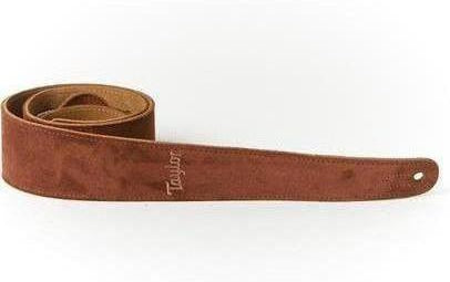 "Taylor Embroidered Suede 2.5"" Guitar Strap"