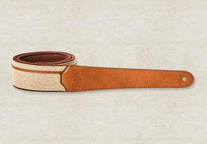 "Taylor Vegan Leather and Textile 2.5"" Guitar Strap"
