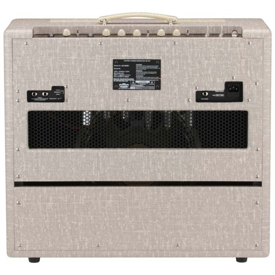 "Vox AC15HW1 Hand-Wired 1x12"" Guitar Amplifier"