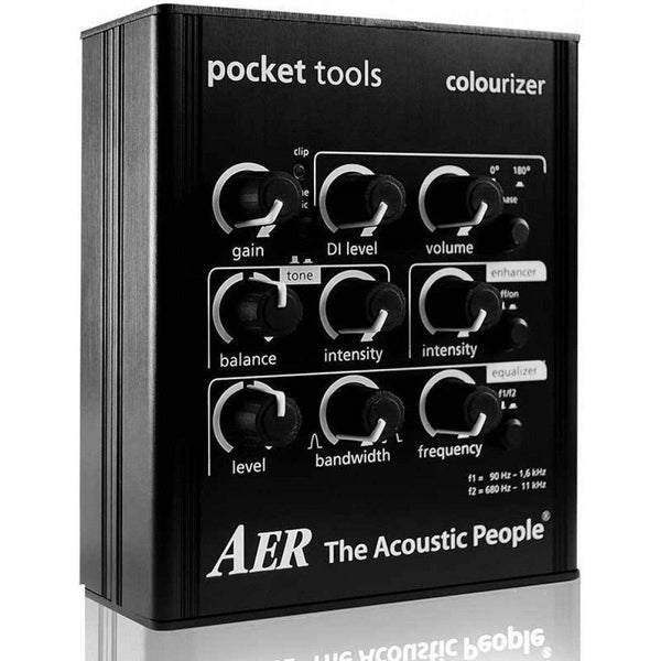 AER Pocket Tool Colourizer Preamp / DI