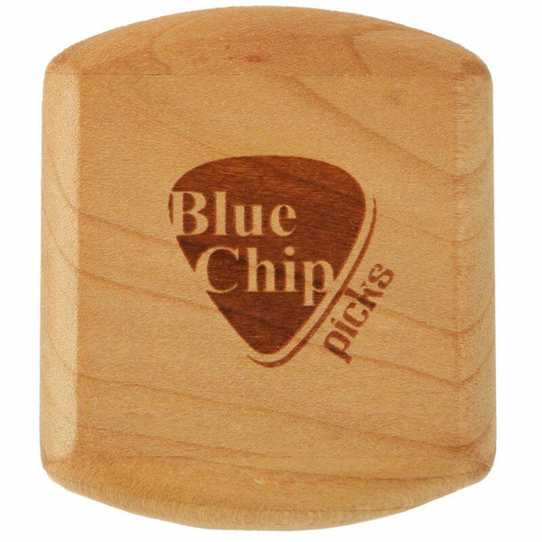 Blue Chip Wooden Pick Box