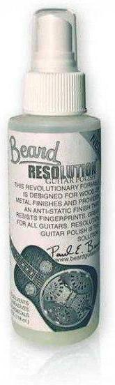Beard Resolution Instrument Polish - acousticcentre