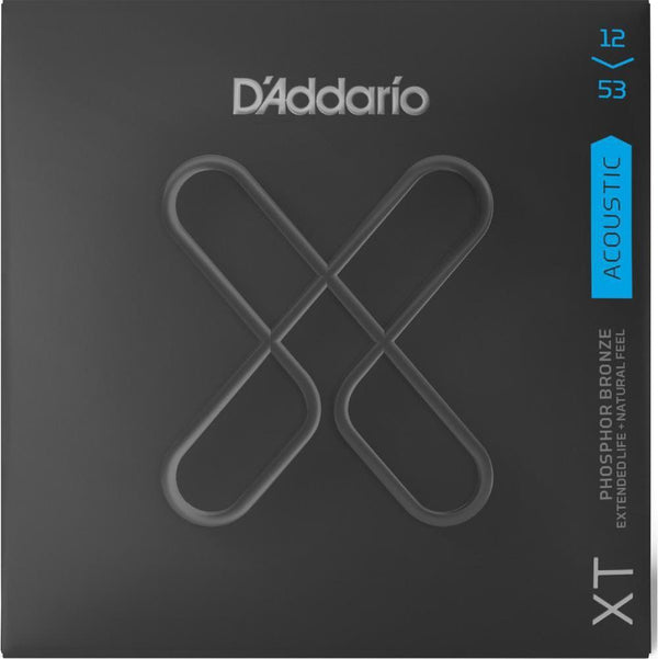 D'Addario XT Phosphor Bronze Acoustic Strings