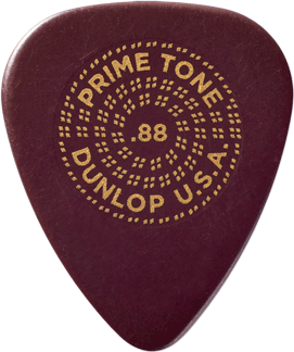 Jim Dunlop Primetone Sculpted Picks - 3 Pack - acousticcentre