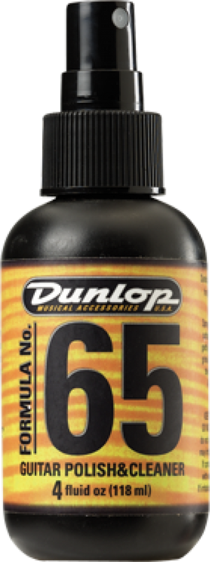 Dunlop Formula 65 Polish and Cleaner 118ml - acousticcentre