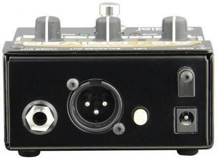 Radial AC-Driver Acoustic Preamp