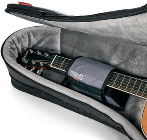 Mono M80 Dual Acoustic / Electric Guitar Gig Bag - acousticcentre