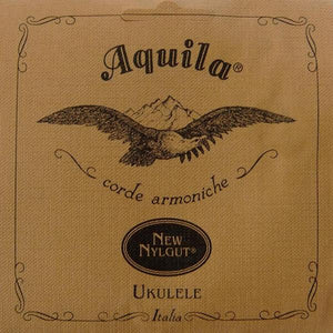 Aquila New Nylgut Ukelele Strings - acousticcentre
