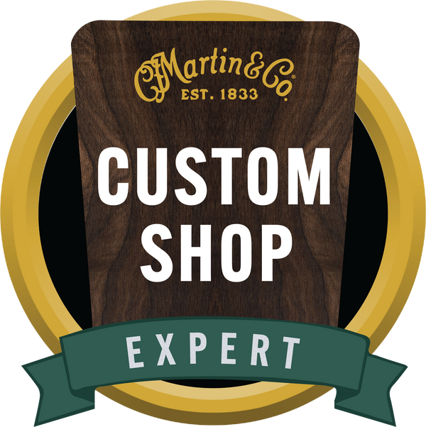Martin Custom Shop Build Deposit: Design Your Custom Martin Guitar