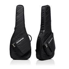 Mono M80 Dreadnought Sleeve Gig Bag - Black - acousticcentre
