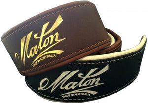 Maton Deluxe Leather Straps