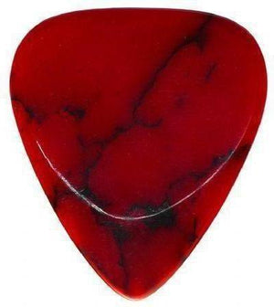 Timber Tones Luxury Guitar Picks - Stone Varieties