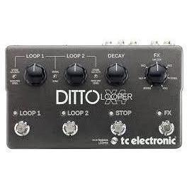 Tc Electronic Ditto X4 Looper Pedal - acousticcentre