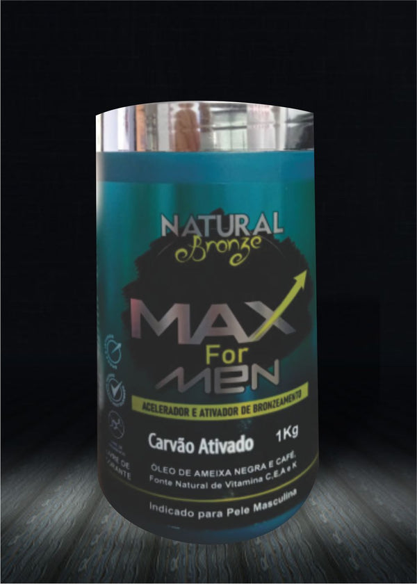 Max for Men Natural Bronze