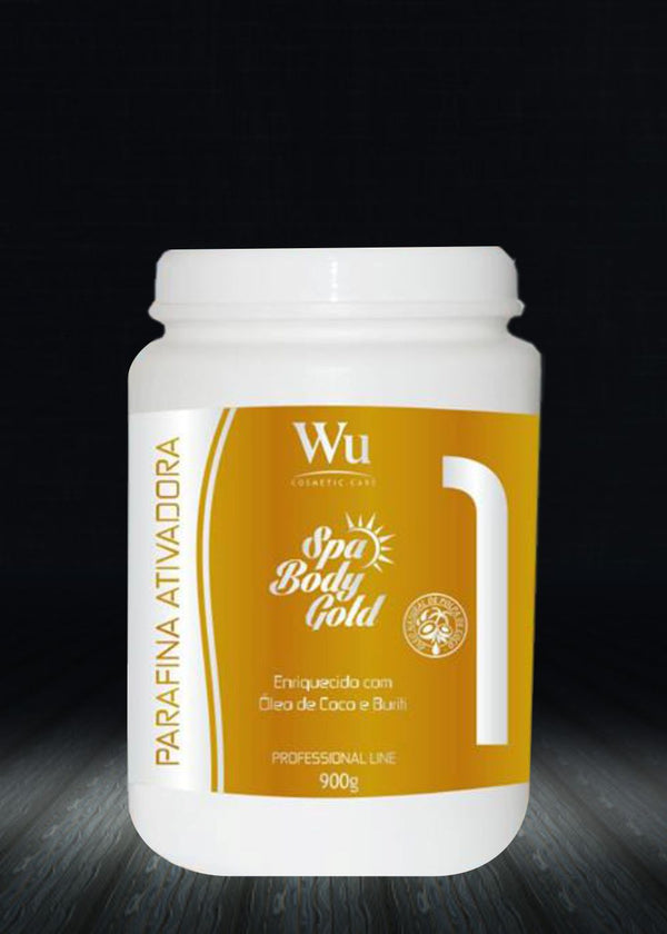 Creme de Parafina WU SPA Body Gold